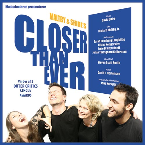 Closer Than Ever – 2015